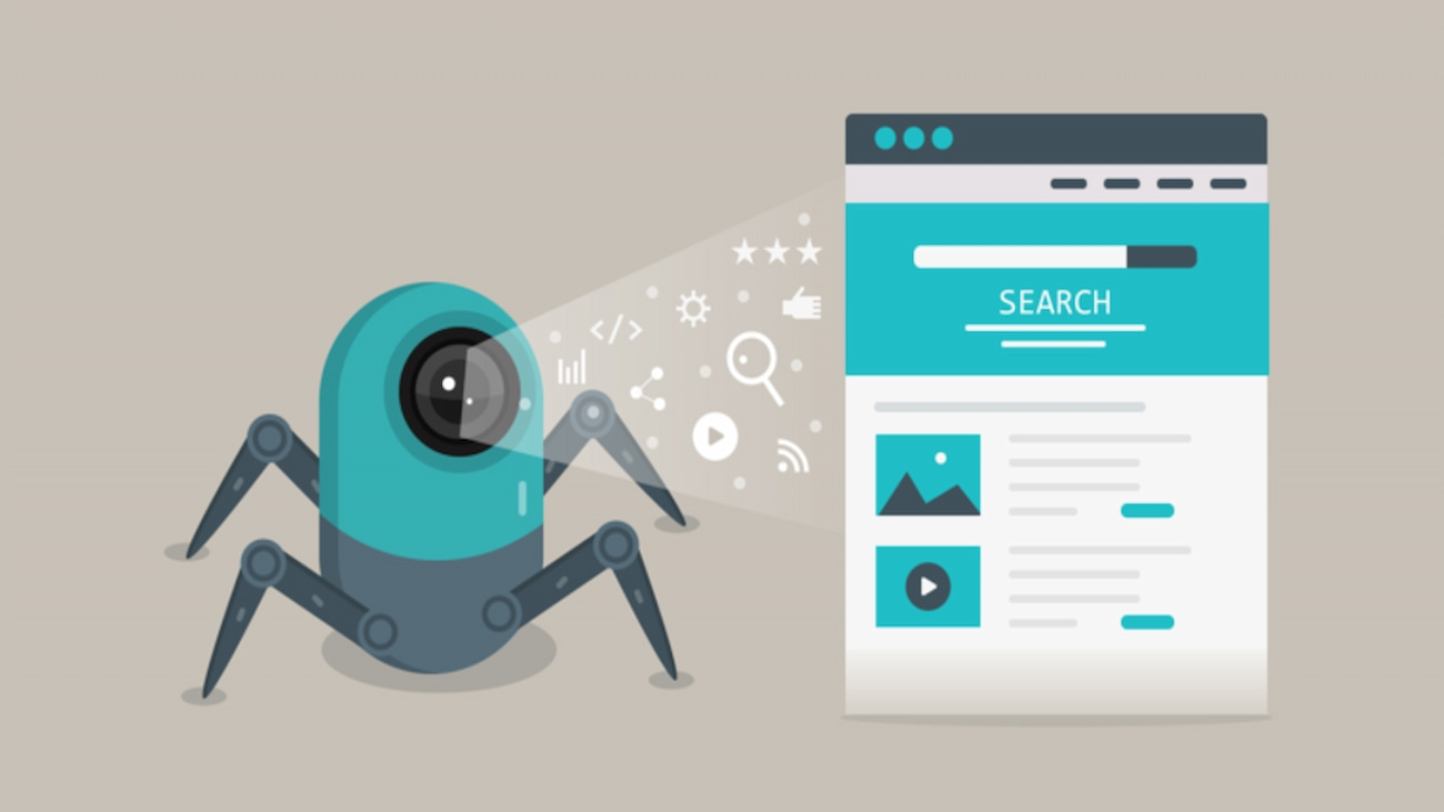 search engine spiders