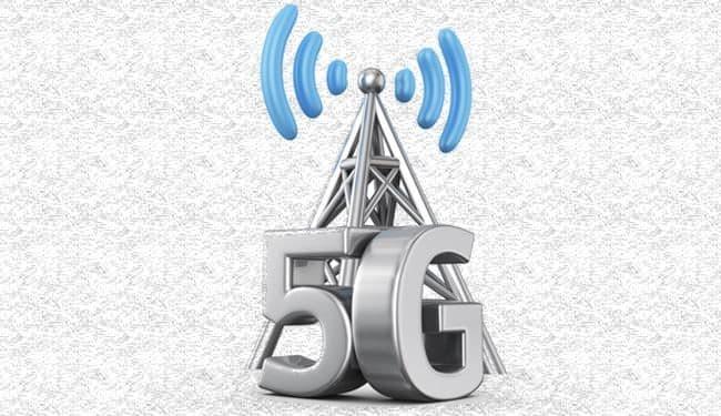 الشبكات الاسلكية الجيل الخامس
